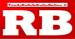 TENDE DA SOLE ITALIA ONLINE è un marchio di  RB TENDE DA SOLE
